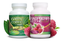 Evolution Slimming Raspberry Ketone Plus and Green Coffee Bean Extract