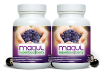 Evolution Slimming Maqui Berry Pure Superfood AntiOxidant Double Pack