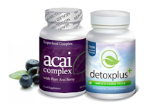 Evolution SlimmingAcai Berry Complex 455mg with Colon Cleanse Pack