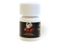4 Play for MenNatural Sexual Performance Enhancer (4 Capsules)