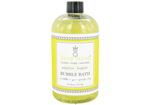 Deep Steep Organic Bubble Baths Grapefruit Bergamot