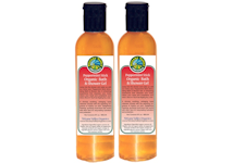 Nittany Valley Organics Peppermint Stick Organic Bath & Shower Gel